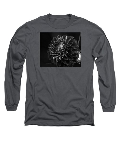 Noir Beauty Long Sleeve T-Shirt