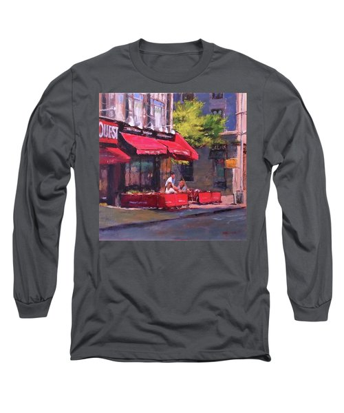 Noon Refreshments Long Sleeve T-Shirt