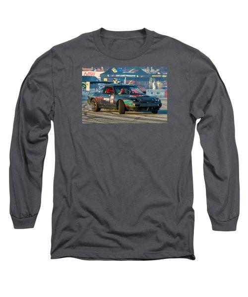 Nopi Drift 2 Long Sleeve T-Shirt by Michael Sussman