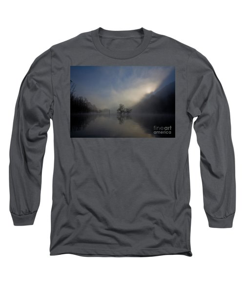 Norris Lake April 2015 Long Sleeve T-Shirt