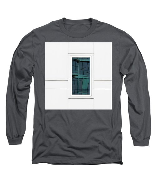 North Carolina Windows 2 Long Sleeve T-Shirt