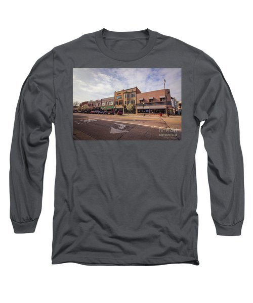 North Grand  Long Sleeve T-Shirt