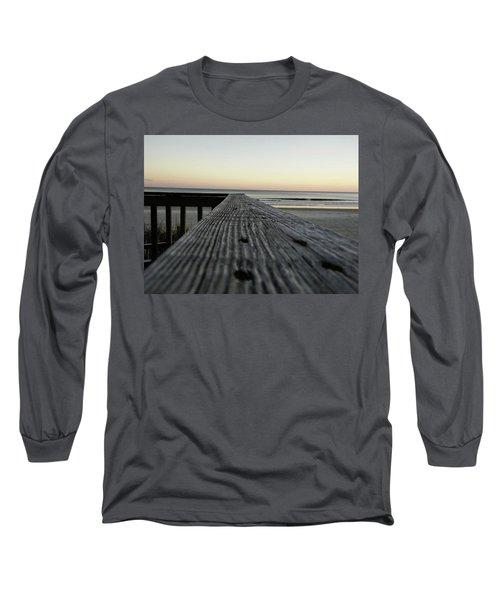 North Myrtle Beach Evening Long Sleeve T-Shirt