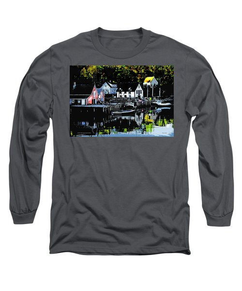 North West Cove Ns. Long Sleeve T-Shirt