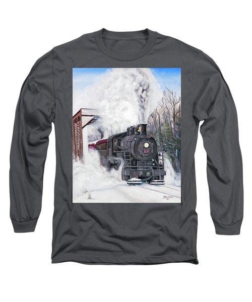 Northbound At 35 Below Long Sleeve T-Shirt