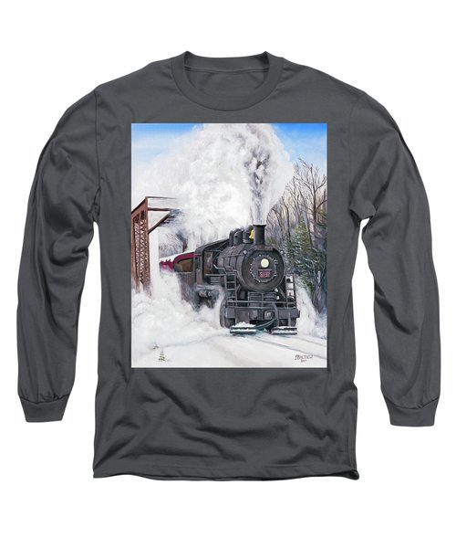 Northbound At 35 Below Long Sleeve T-Shirt