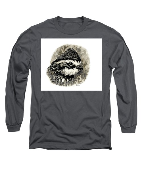 Northern Bobwhite Long Sleeve T-Shirt