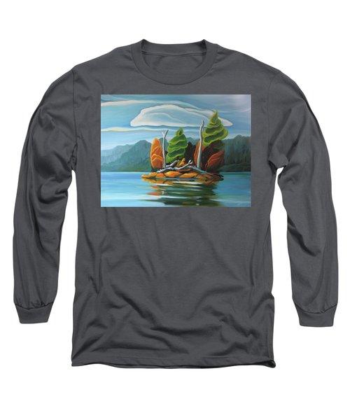 Northern Island Long Sleeve T-Shirt
