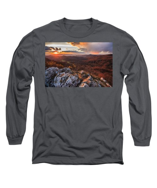 Long Sleeve T-Shirt featuring the photograph Northern Territory by Davorin Mance