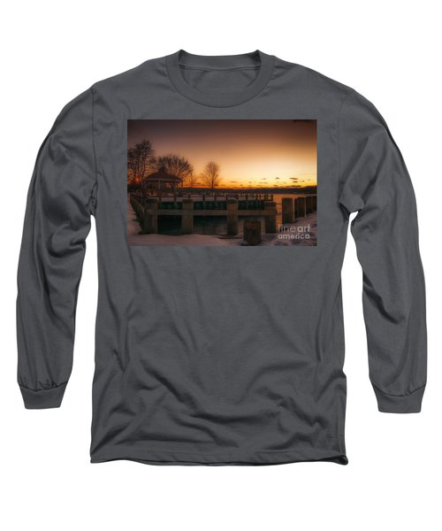 Northport Sunset Long Sleeve T-Shirt