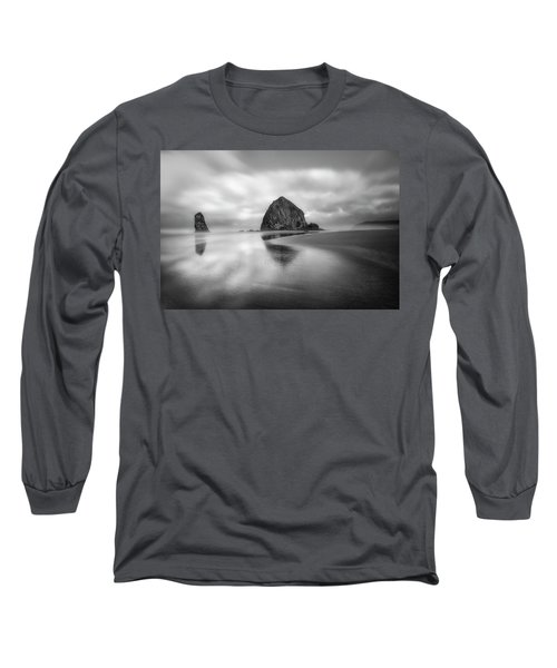 Long Sleeve T-Shirt featuring the photograph Northwest Monolith by Ryan Manuel