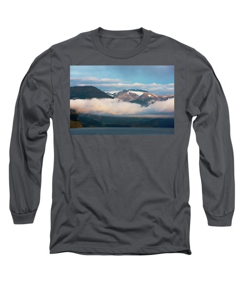 Norway Fjord Innvikfjorden Long Sleeve T-Shirt