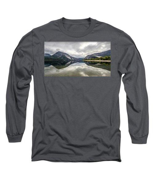 Norway I Long Sleeve T-Shirt by Thomas M Pikolin