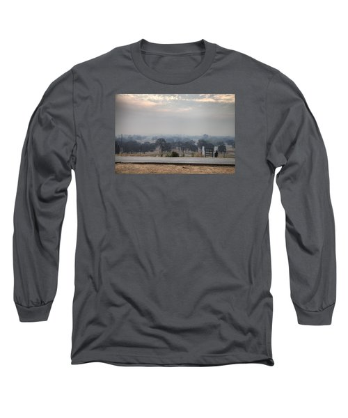Not Clouds Long Sleeve T-Shirt