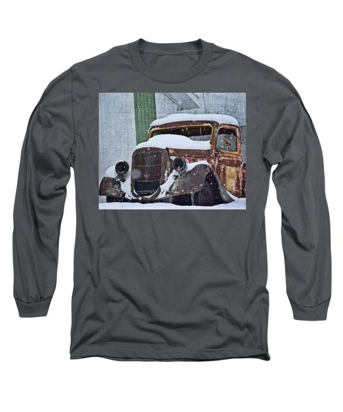 Not Moving Long Sleeve T-Shirt