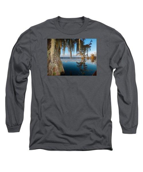 Looking For Lafayette Long Sleeve T-Shirt by Kimo Fernandez