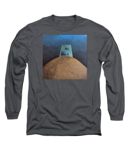 Not This House Long Sleeve T-Shirt by Cynthia Decker