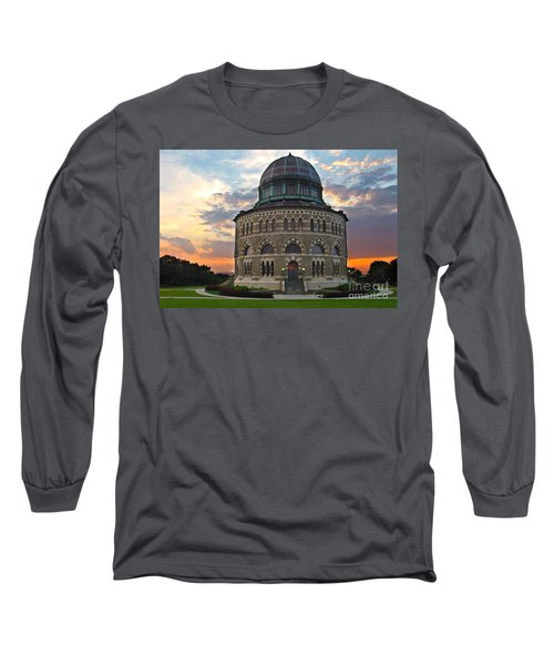 Nott Sunset Long Sleeve T-Shirt