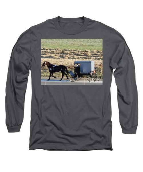 November Visiting Day Long Sleeve T-Shirt
