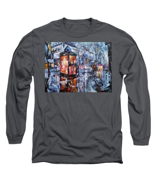 November Walk II Long Sleeve T-Shirt