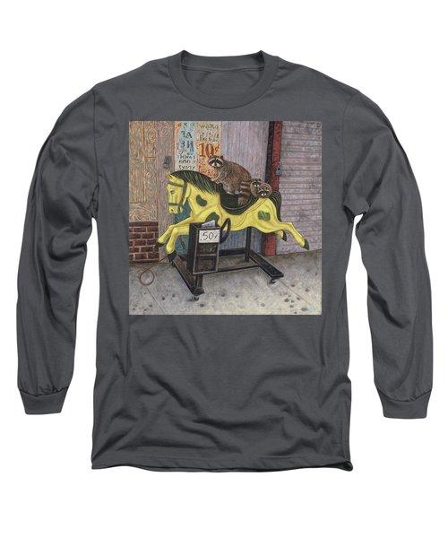 Now We Ride II Long Sleeve T-Shirt