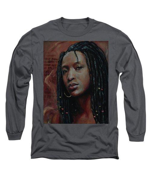 Nubian Dream 2.1 Long Sleeve T-Shirt
