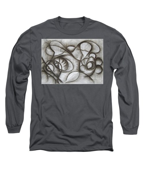 Nucleus Of Time Long Sleeve T-Shirt