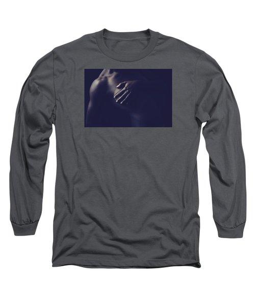 Nude Form Long Sleeve T-Shirt by Scott Meyer