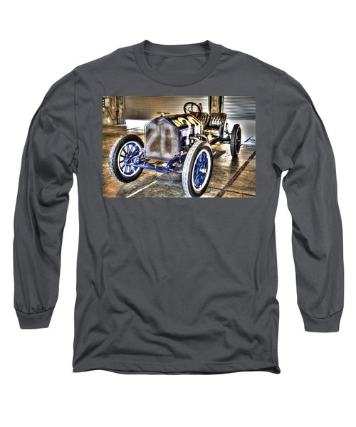 Number 20 Long Sleeve T-Shirt by Josh Williams