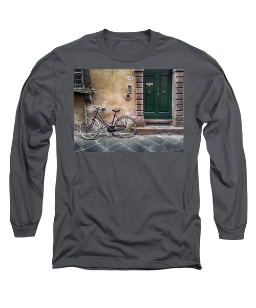 Number 49 Long Sleeve T-Shirt