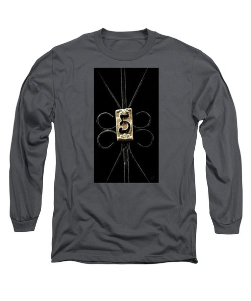 Long Sleeve T-Shirt featuring the photograph Number 5 by Bruce Carpenter