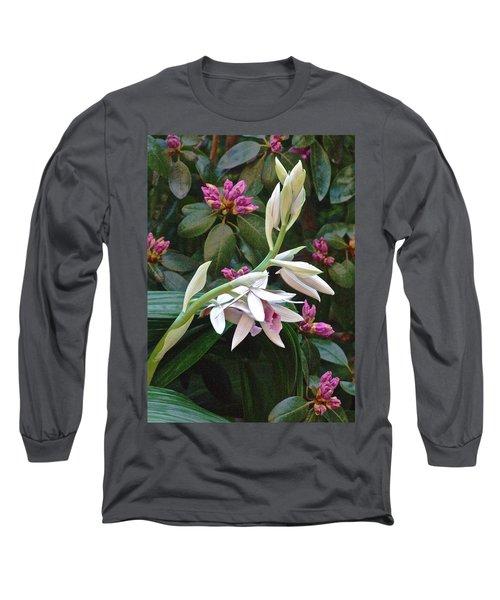 Nun Orchid Long Sleeve T-Shirt