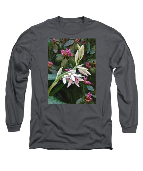 Nun Orchid Long Sleeve T-Shirt