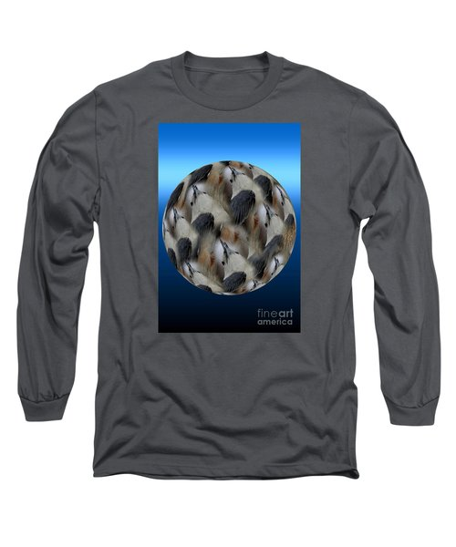 Nuthatch # 3 Long Sleeve T-Shirt