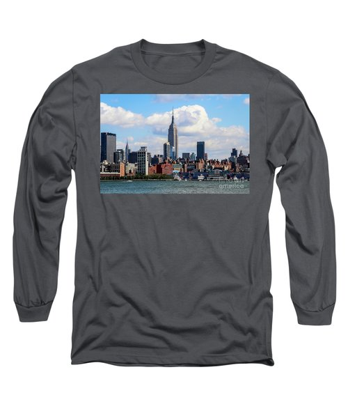 Nyc Westside Long Sleeve T-Shirt