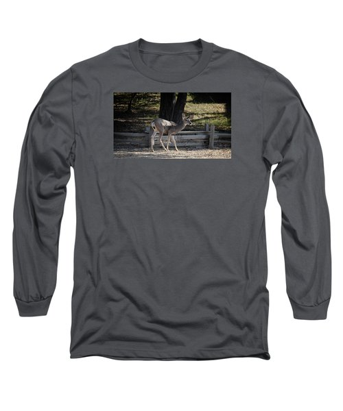 O Deer Long Sleeve T-Shirt