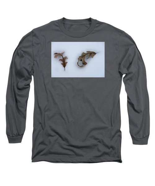 Oak Leaves Long Sleeve T-Shirt by Monte Stevens