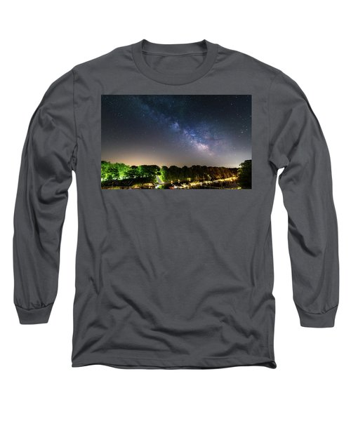 Oak Orchard Milky Way Long Sleeve T-Shirt
