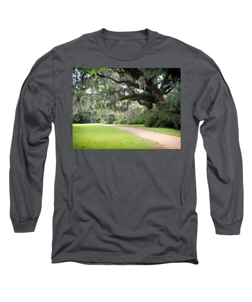 Oak Over The Trail Long Sleeve T-Shirt