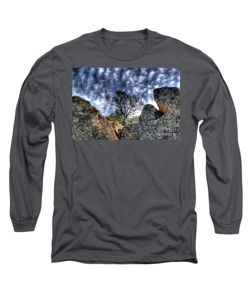 Long Sleeve T-Shirt featuring the photograph Oak Tree by Jim and Emily Bush