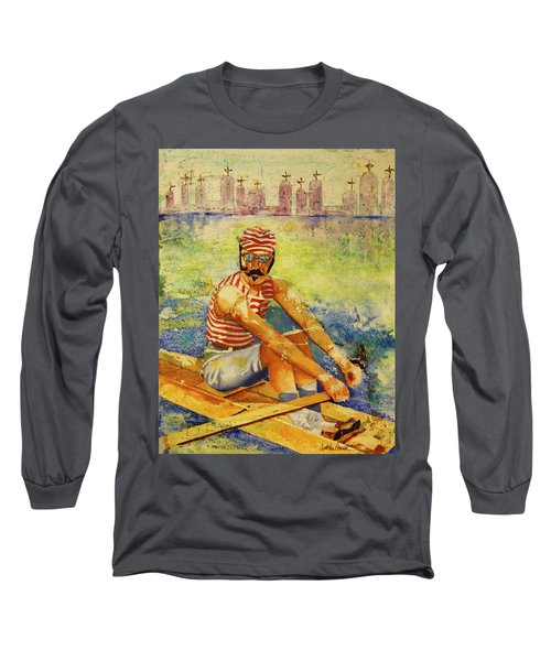 Oarsman Long Sleeve T-Shirt