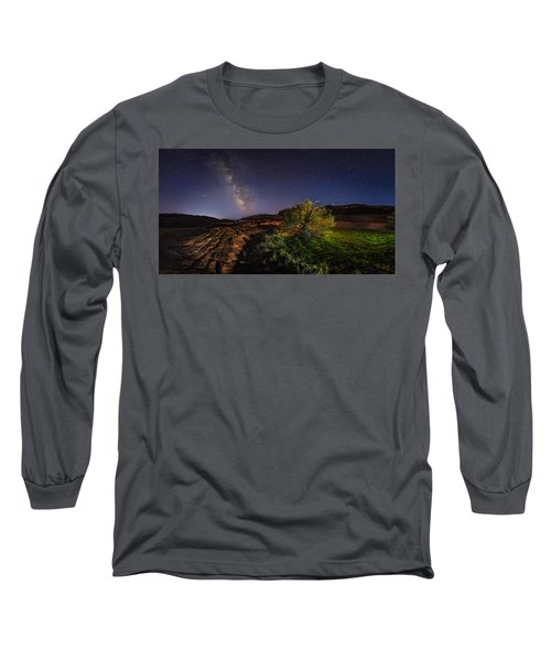 Oasis Milky Way Long Sleeve T-Shirt