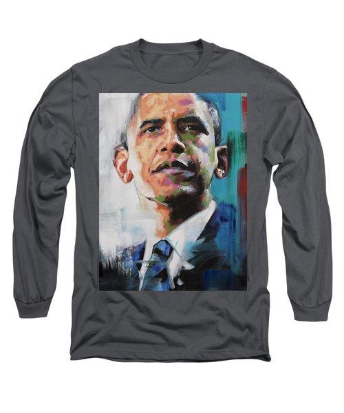 Obama Long Sleeve T-Shirt