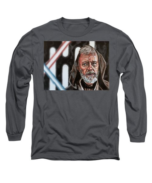 Obi-wan Kenobi's Last Stand Long Sleeve T-Shirt