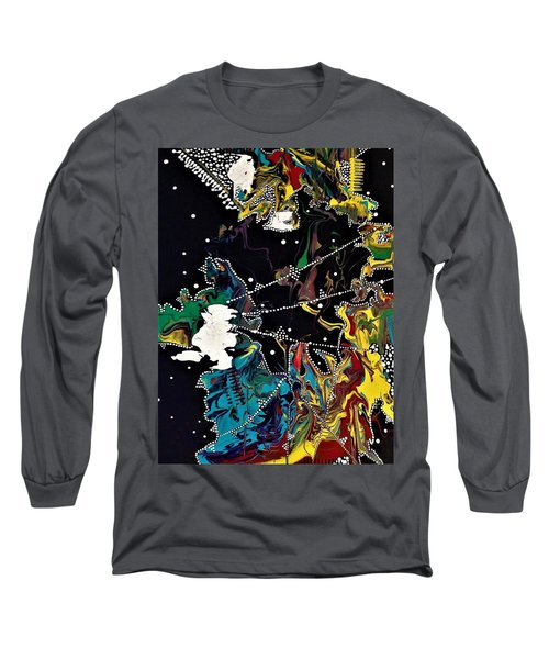 Obscurity Has A Great Many Elbows Long Sleeve T-Shirt