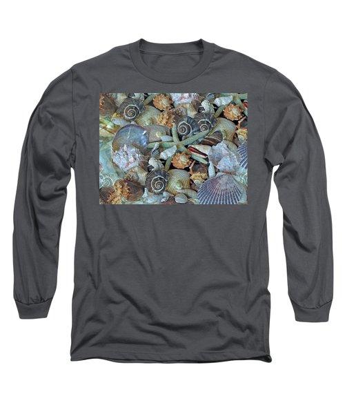 Ocean Gems 5 Long Sleeve T-Shirt
