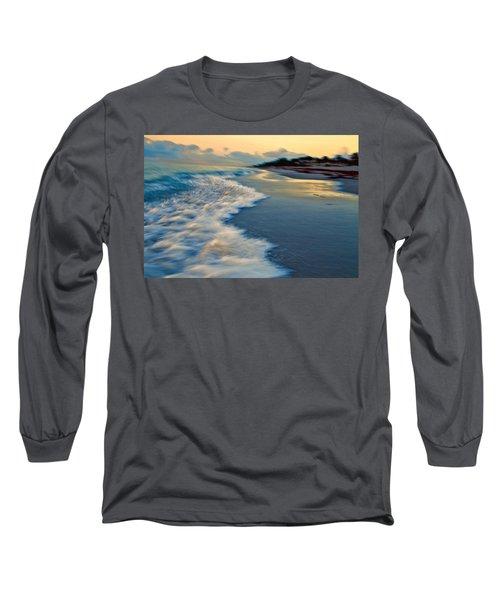 Ocean In Motion Long Sleeve T-Shirt