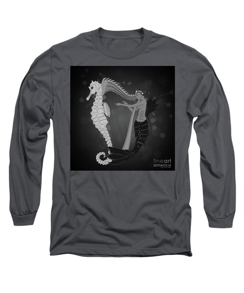 Ocean Lullaby2 Long Sleeve T-Shirt
