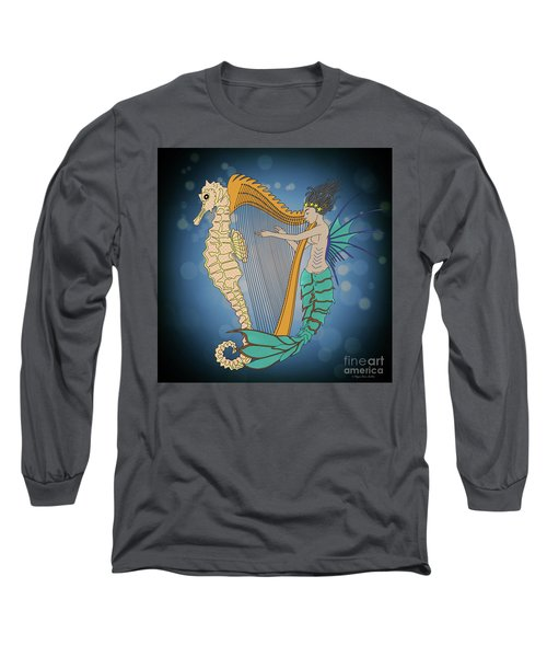 Ocean Lullaby3 Long Sleeve T-Shirt
