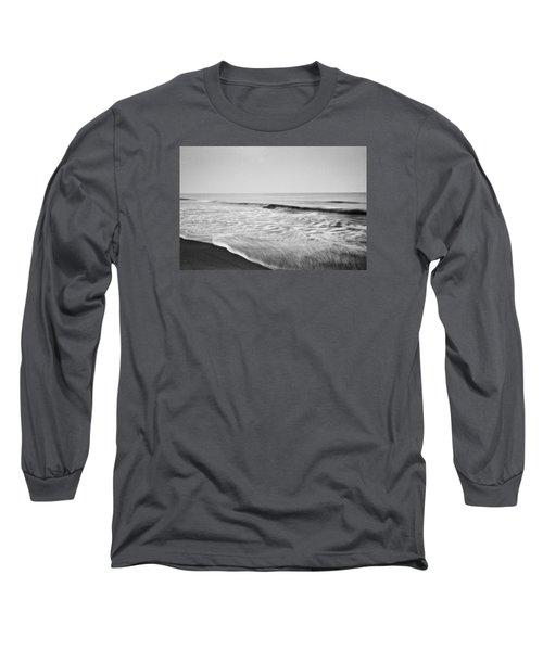 Ocean Patterns Long Sleeve T-Shirt by Scott Meyer